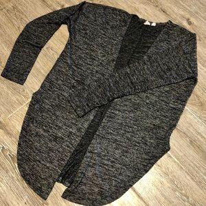 GAP Softspun Open Cardigan